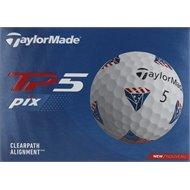 TaylorMade TP5 Pix 2.0 USA Golf Ball