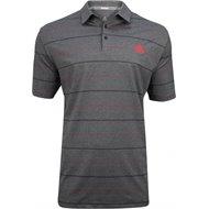 Adidas Ultimate365 Heathered Stripe Shirt