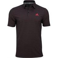 Adidas Ultimate 365 Space Dye Stripe Shirt