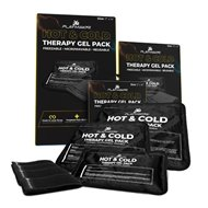 "Playmakar Hot & Cold Therapy Gel Pack 7.5X11"" With Strap Fitness"