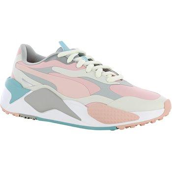 Puma Rs G Women Spikeless Golf Shoes Vaporous Gray Peachskin Size 12 3balls Com