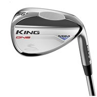 Cobra King MIM One Length Silver Versatile Grind Wedge