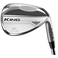 Cobra King MIM Silver Classic Grind Wedge