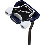 TaylorMade Myspider Tour Blue/White Putter