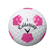 Callaway Chrome Soft 2018 Truvis Pink Golf Ball