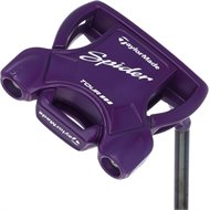 TaylorMade Custom Tour Purple Spider Putter