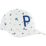 Puma Palms Pattern 110 P Snapback Headwear