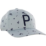 Puma Palms Pattern 110 P Snapback Golf Hat