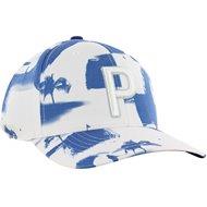 Puma Paint Pattern 110 P Snapback Headwear