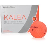 TaylorMade Kalea Peach Golf Ball