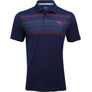 Puma Road Map Golf Shirt