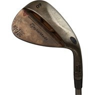 TaylorMade Myhi-Toe Custom Raw Wedge