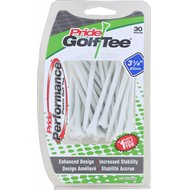 Pride Evolution 3.25 Inch 30 Count Golf Tees
