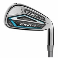 Cobra King F8 Silver Blue Wedge