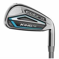 Cobra King F8 Silver Blue Wedge
