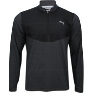 Puma Cloudspun STLTH ¼ Zip Outerwear