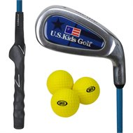 US KIDS RS48 Yard Club Training Single Iron