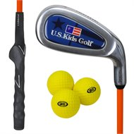 US KIDS RS51 Yard Club Training Single Iron