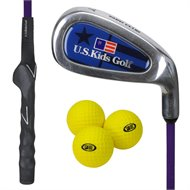 US KIDS RS54 Yard Club Training Single Iron
