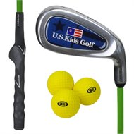US KIDS RS57 Yard Club Training Single Iron
