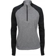 Adidas Half Zip Heather Layer Outerwear