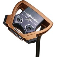 TaylorMade Myspider X Copper/Black Single Bend Putter