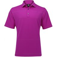 FootJoy Pique Solid Spine Stitch Previous Season Apparel Style Shirt