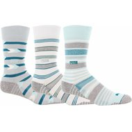 Puma Fusion Stripe 3 Pack Socks