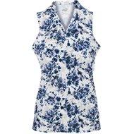 Puma Cloudspun Floral Tie Dye Sleeveless Shirt