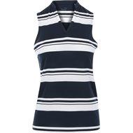 Puma Cloudspun Valley Stripe Sleeveless Shirt
