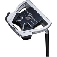 TaylorMade Myspider X Chalk Grey/White Putter