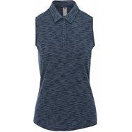 Adidas Space Dye Sleeveless Shirt