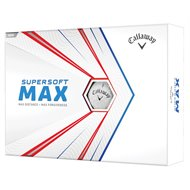 Callaway Supersoft Max 21 Golf Ball
