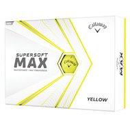 Callaway Supersoft Max 21 Golf Ball