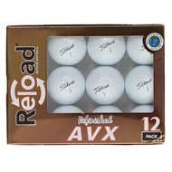 Reload Refurbished Titleist AVX Golf Ball