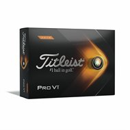 Titleist Pro V1 High Numbers Golf Ball