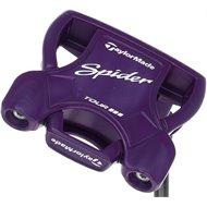 "TaylorMade Custom Tour Purple Spider ""L"" Neck Putter"