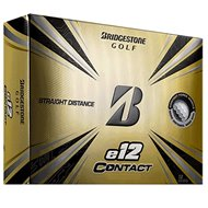 Bridgestone E12 Contact White Golf Ball