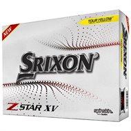 Srixon Z-Star XV 7 Tour Yellow Golf Ball