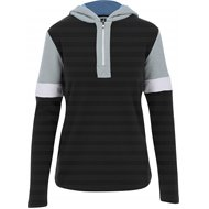 FootJoy Half-Zip Blocked Hoodie Previous Season Apparel Style Outerwear