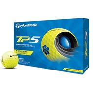 TaylorMade TP5 2021 Yellow Golf Ball