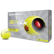 TaylorMade Tp5x 2021 Yellow Golf Ball
