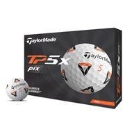 TaylorMade Tp5x 2021 Pix Golf Ball