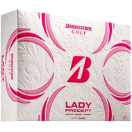 Bridgestone E6 Lady 2021 Pink Golf Ball