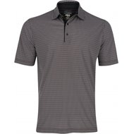 Greg Norman ML75 Microlux 2Below Tee Print Polo Shirt