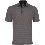 Greg Norman ML75 Microlux 2Below Tee Print Polo Shirt