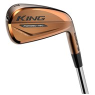 Cobra King Forged TEC Copper Iron Set