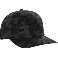 Puma Youth Camo P 110 Snapback Headwear