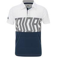 Adidas Youth Print Color Block Shirt