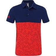 Adidas Youth Graphic Block Shirt